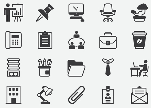 Office Pixel Perfect Icons