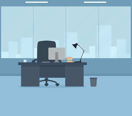 Office Room clipart