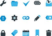 Office Supply / Coolico icons