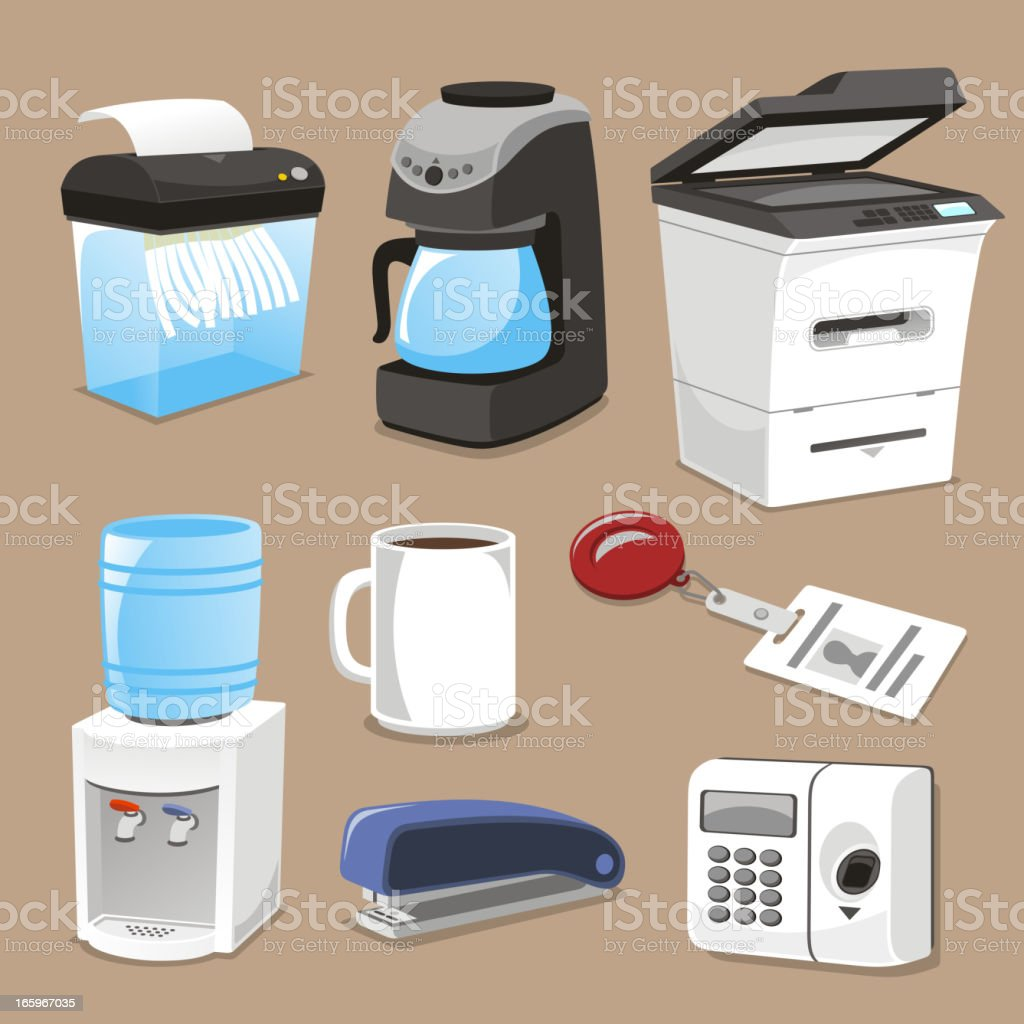 Office supply elements royalty-free office supply elements stock vector art & more images of book