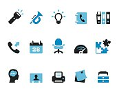 Office teamwork / Coolico icons