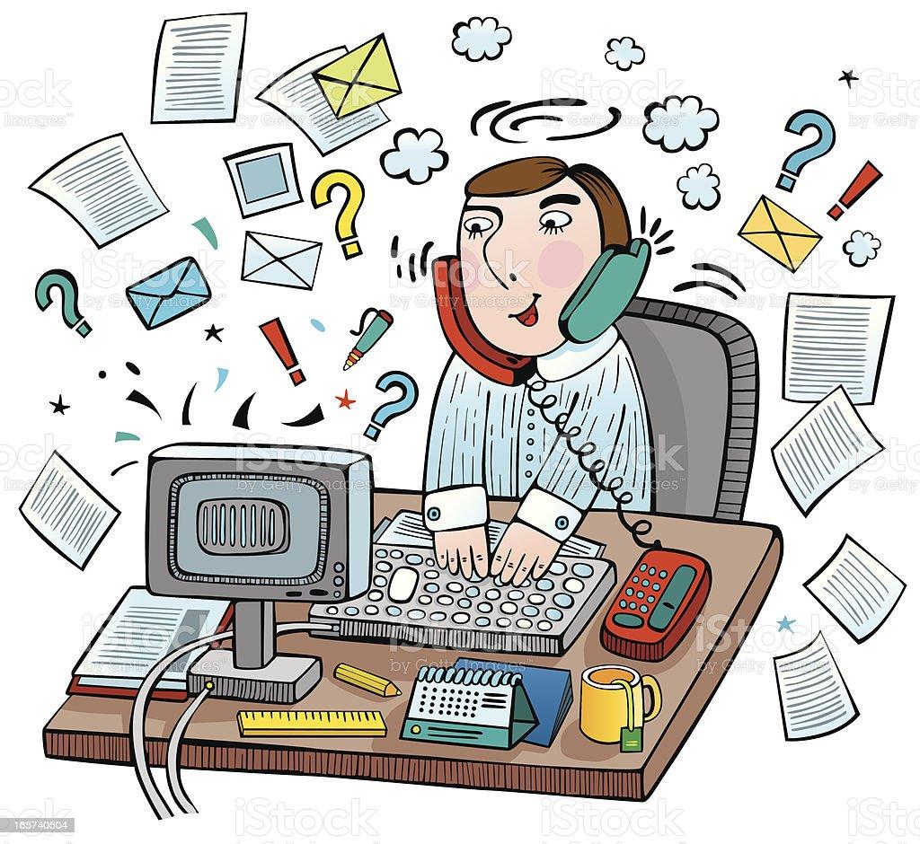 Office job bueroarbeit - 1 part 9