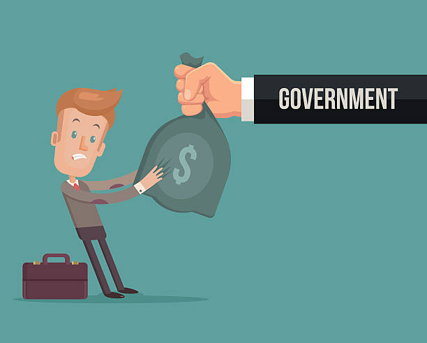 Best Stealing Money Illustrations, Royalty-Free Vector ...Government Stealing Money