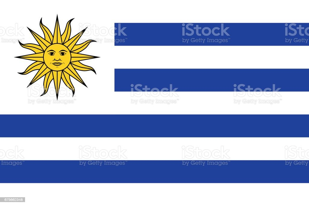 Official vector flag of Oriental Republic of Uruguay . royalty-free official vector flag of oriental republic of uruguay stock vector art & more images of accuracy