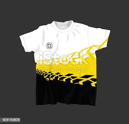 Off-Road T-Shirt Design