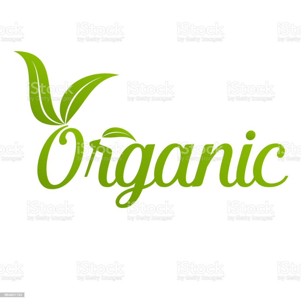 Oganic Green vector royalty-free oganic green vector stock vector art & more images of badge