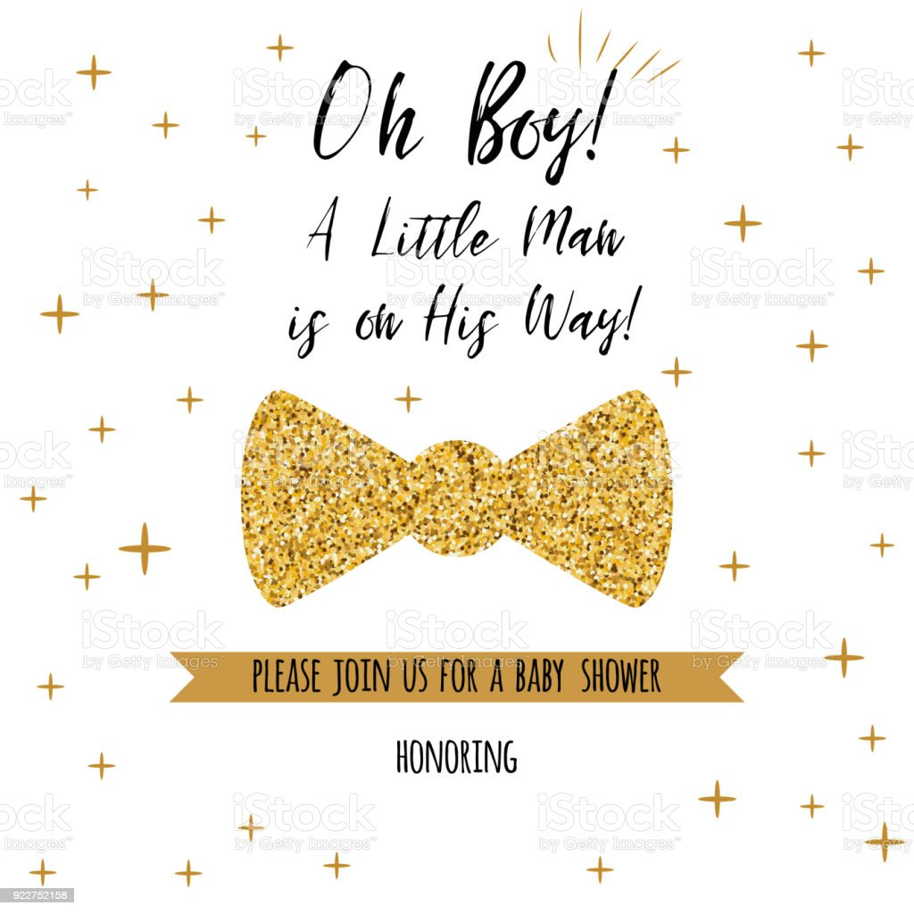 Oh boy textbaby shower with gold stars bow tie butterfly boy oh boy textbaby shower with gold stars bow tie butterfly boy birthday invitation royalty filmwisefo