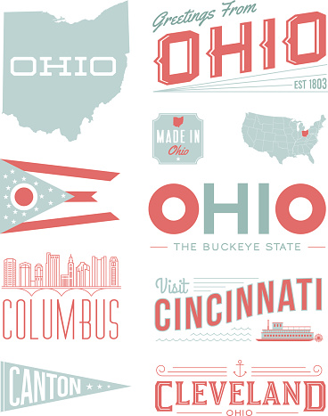 Ohio Typography