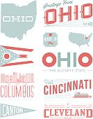 Ohio Typography