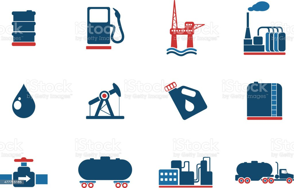 Oil and petrol industry objects icons royalty-free oil and petrol industry objects icons stock vector art & more images of barrel