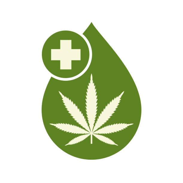 illustrations, cliparts, dessins animés et icônes de extrait de cannabis huile cdb. - huile
