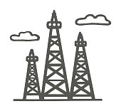 Oil Drilling Rigs