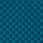 Oil Green Colored 3d Geometric Pattern. Gradient Wave Pattern. Modern, Abstract Background for Business Card, Brochure or Banner.