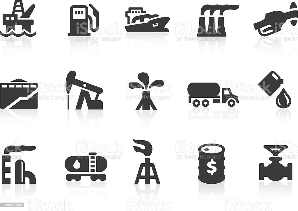 Oil Industry icons royalty-free oil industry icons stock vector art & more images of barrel