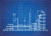 Factory Blueprint.