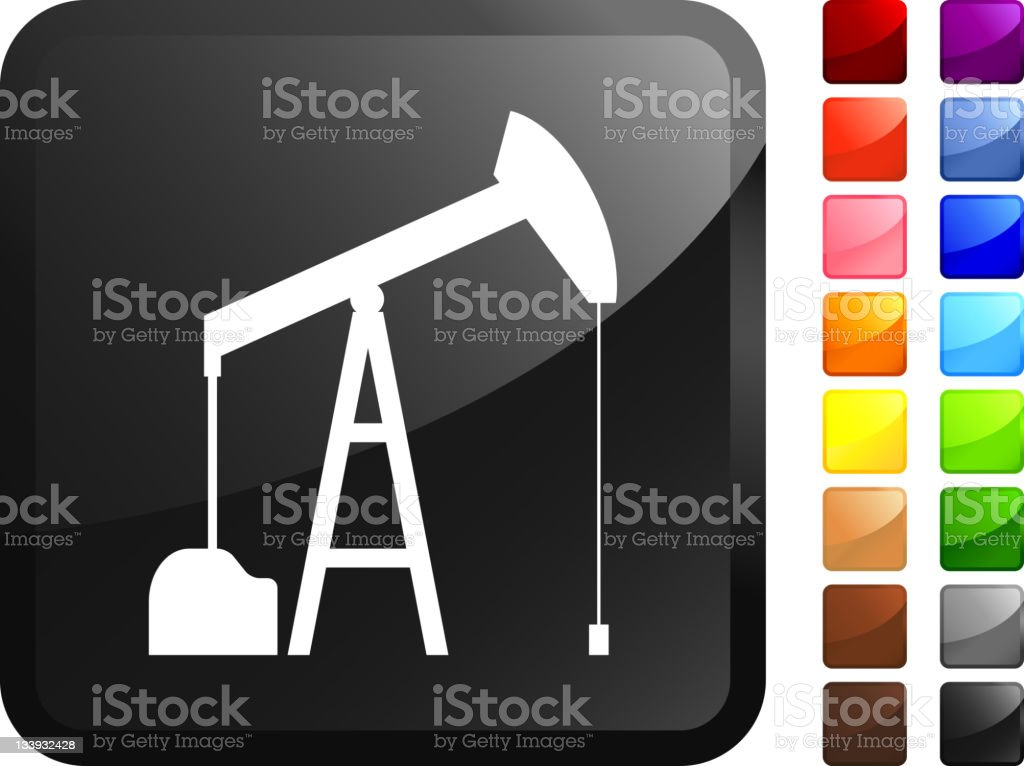 oil rig internet royalty free vector art royalty-free stock vector art