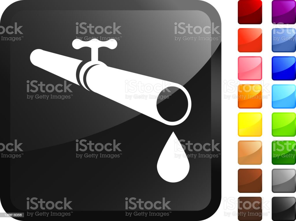oil water pipeline internet royalty free vector art royalty-free oil water pipeline internet royalty free vector art stock vector art & more images of black color