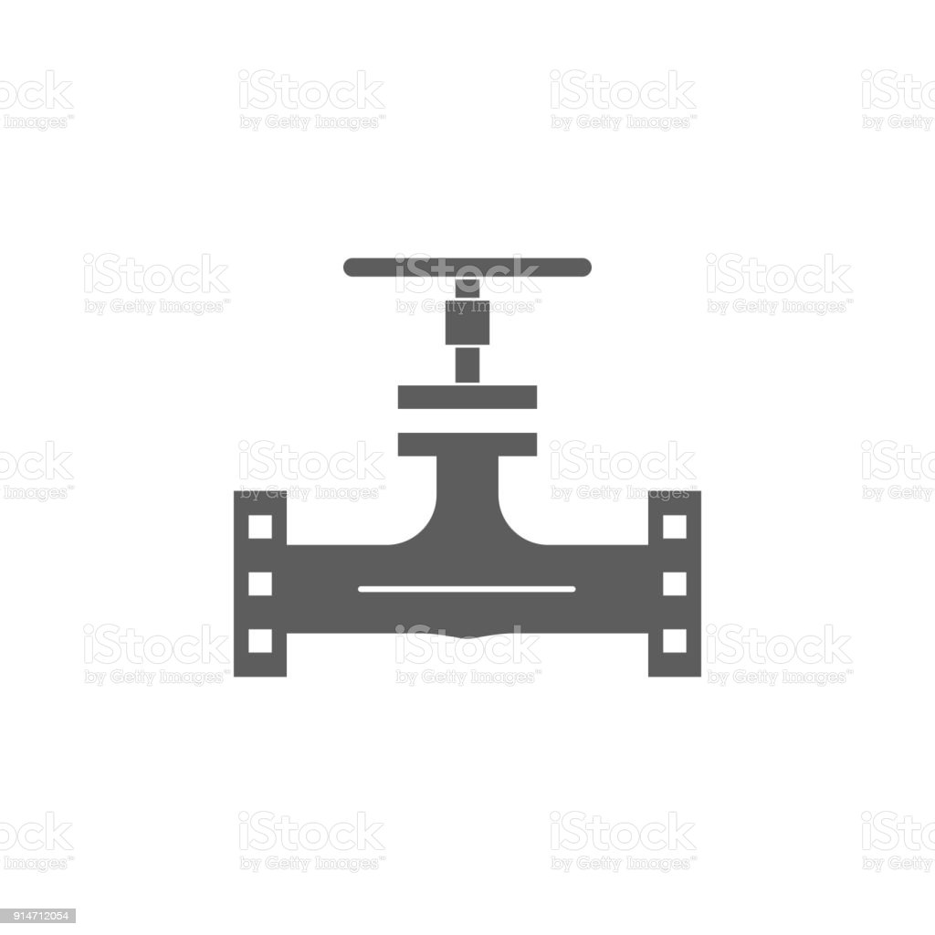 Öldrahtsymbol Element Der Öl Und Gassymbol Premiumqualitätgrafik ...