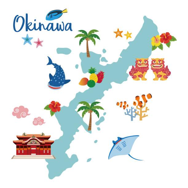 沖縄 料理 イラスト素材 Istock