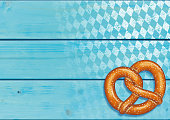 """This illustration is a background of the text for """"Oktoberfest""""."""