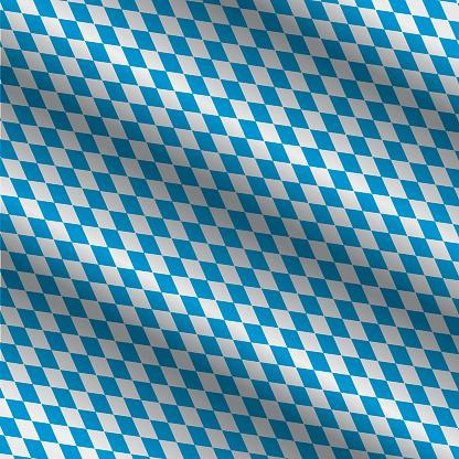 Oktoberfest blue background