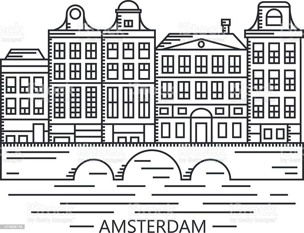 Голландия картинки для срисовки
