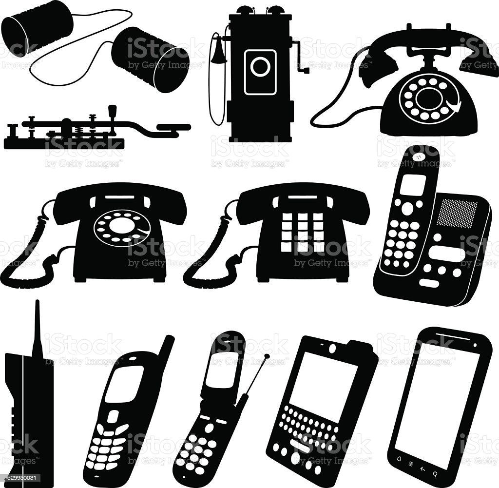 Alte telefone