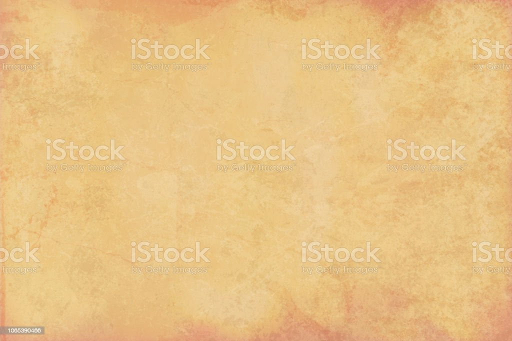 Old beige colored cracked effect wooden, wall texture vector background- horizontal Horizontal Old Yellow beige colored cracked effect wooden, wall texture vector background . Paper texture. Cracked, crumpled look. Rectangular grunge background. Slightly reddish brown gradient texture at the top and bottom sides. Abstract stock vector
