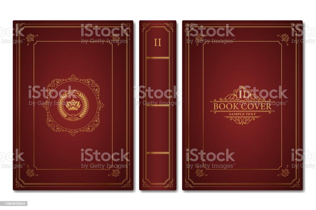 Couverture Du Livre Ancien Vecteurs Libres De Droits Et Plus D Images Vectorielles De Antique