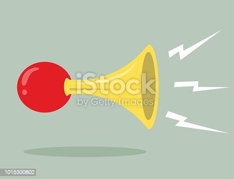 istock old car horn 1015300802