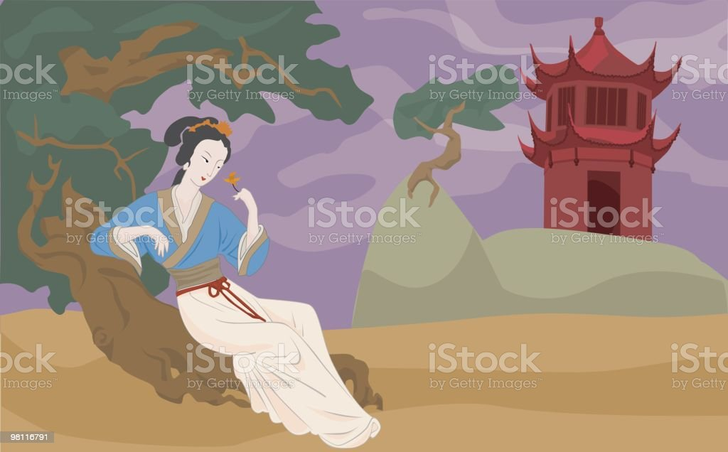 old china royalty-free old china stock vector art & more images of adult