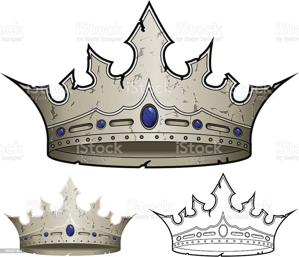 Old de corona ilustración de old de corona y más banco de imágenes de afilado libre de derechos