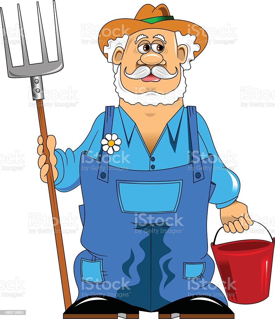 royalty free redneck overalls cartoons clip art vector images rh istockphoto com