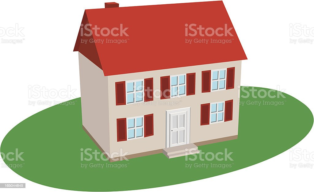 Old house royalty-free old house stock vector art & more images of cheerful