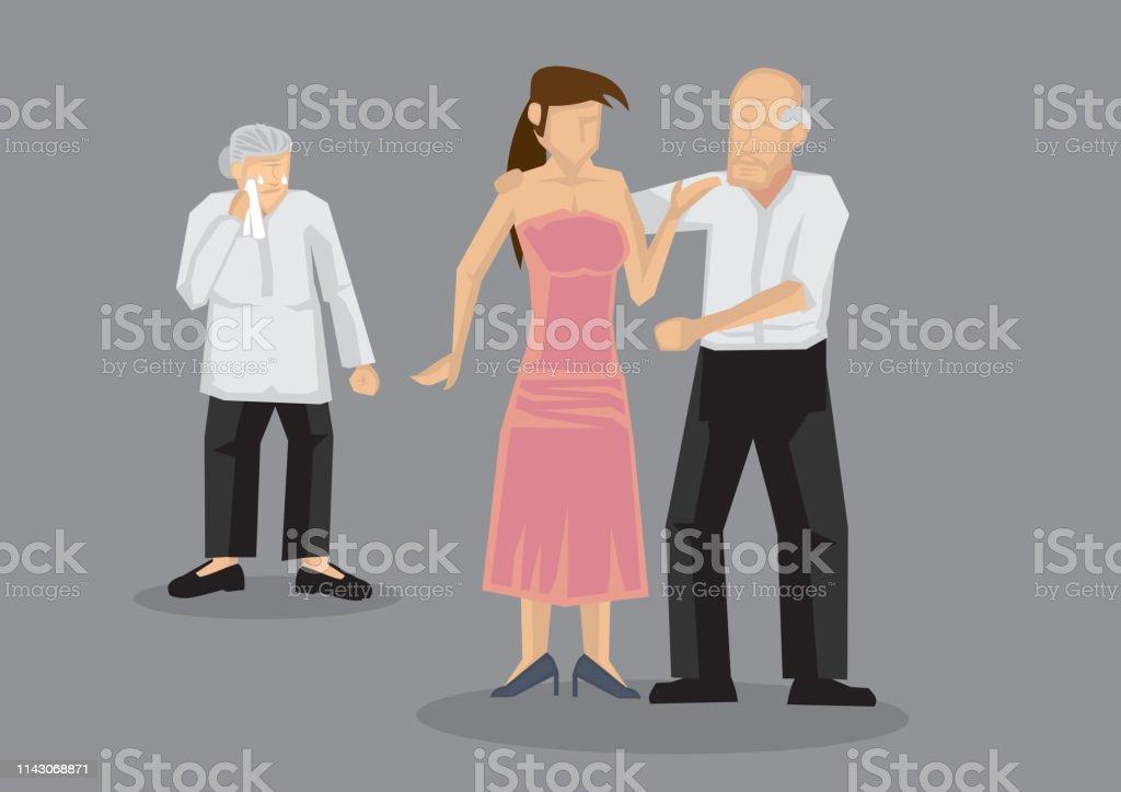 Femme datant vieil homme