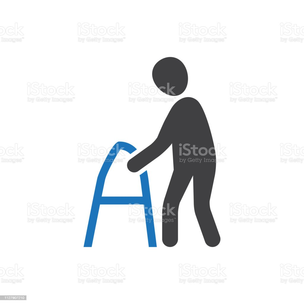 Icono de hombre - ilustración de arte vectorial