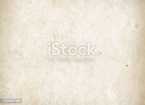 istock Old Paper Texture 1250557985
