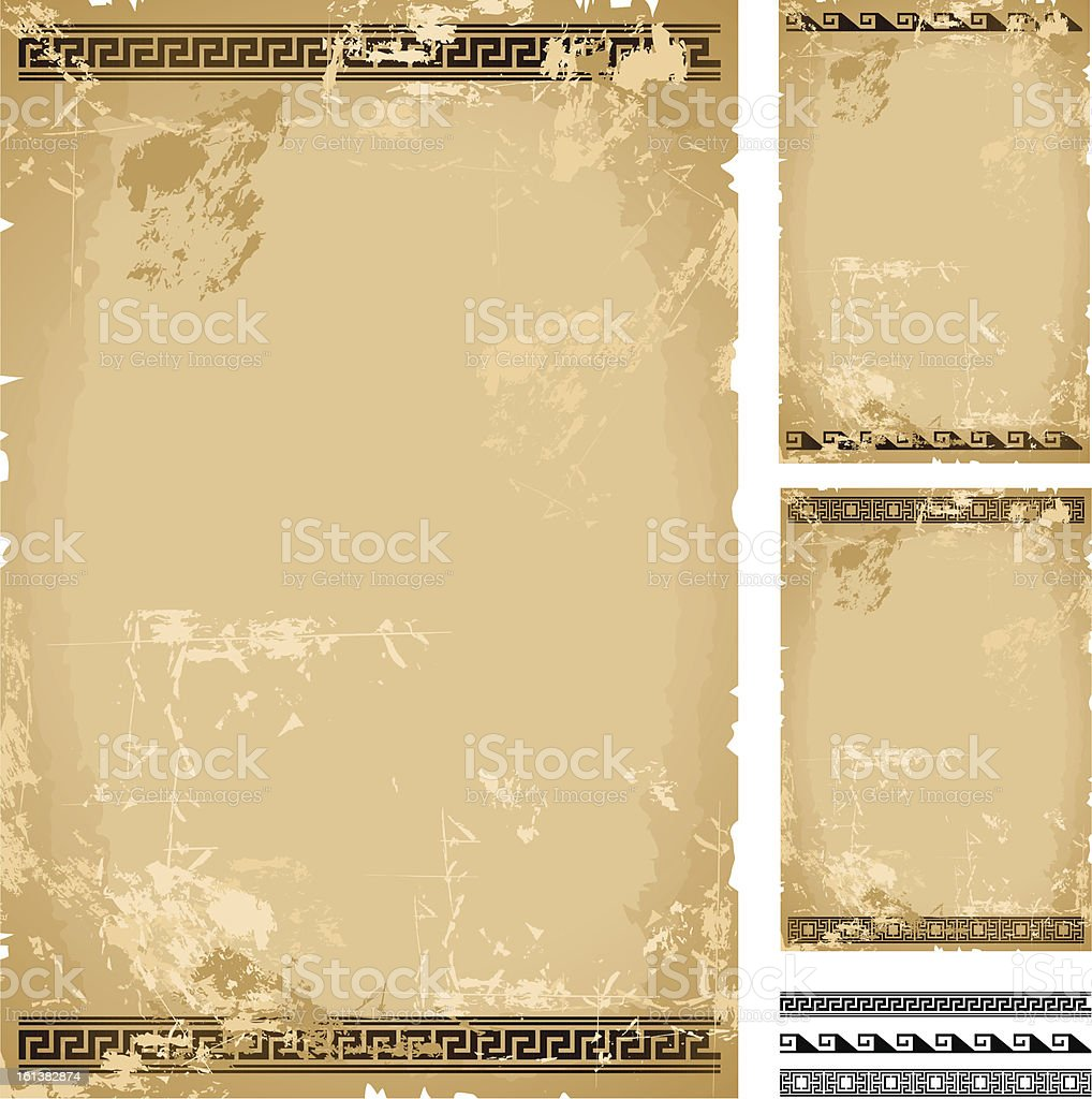 Old paper royalty-free old paper stock vector art & more images of backgrounds