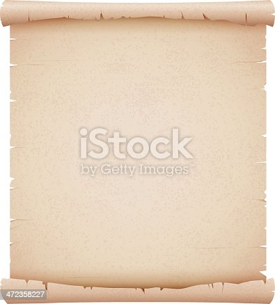 istock Old Parchment 472358227