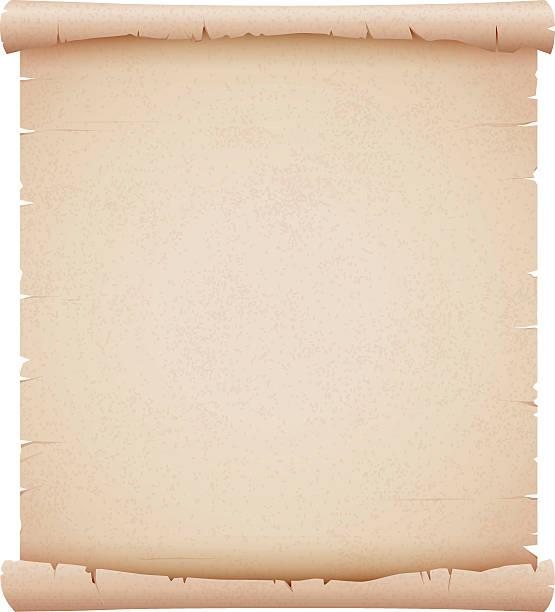 old parchment - 紙捲軸 幅插畫檔、美工圖案、卡通及圖標