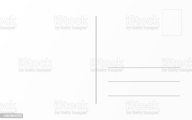 Postcard Back Free Vector Art 7 150 Free Downloads
