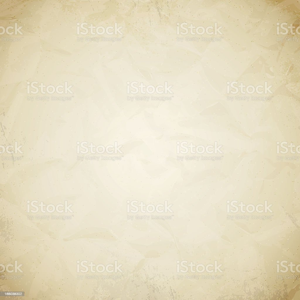 Old realistic vector paper royalty-free stock vector art