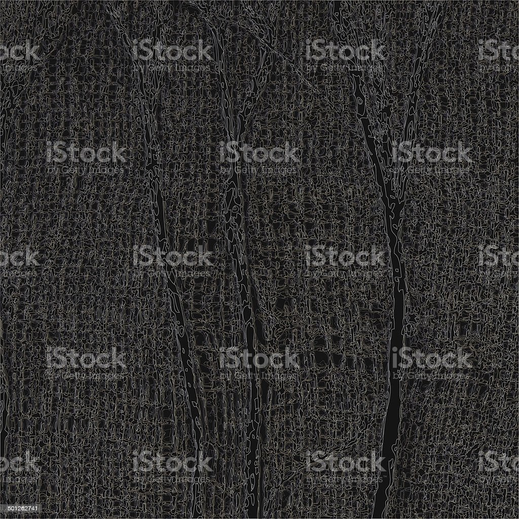 Old ripped Textile texture royalty-free stock vector art