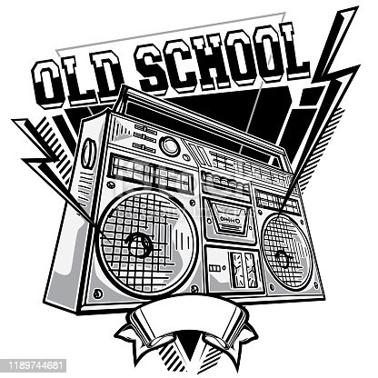 Eighties 80's Music clipart Music clipart Neon color   Etsy   Music clipart,  Clip art, Boombox drawing
