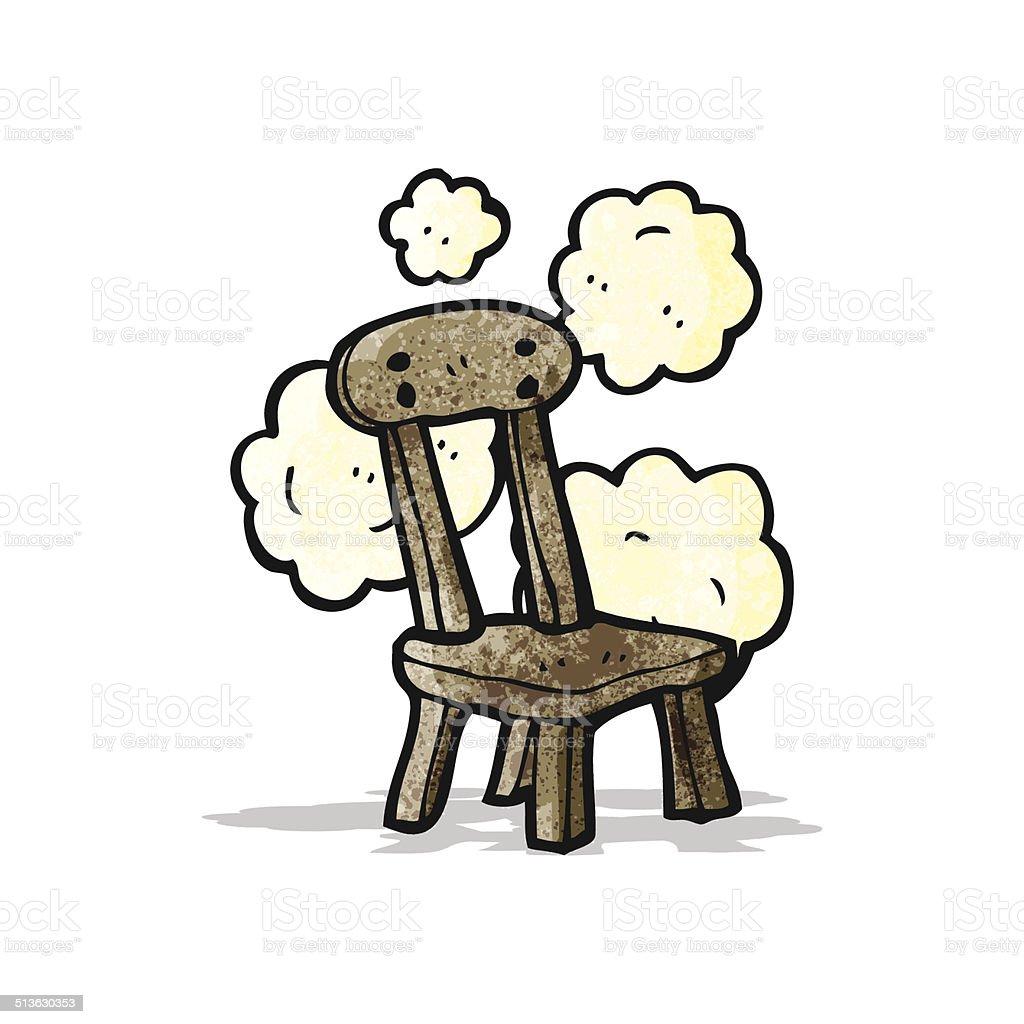 Stuhl comic  Old School Stuhl Comic Vektor Illustration 513630353 | iStock