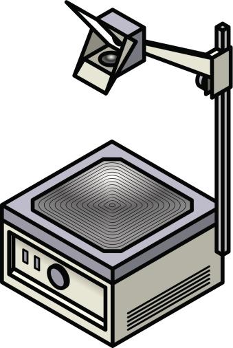 Old school projector