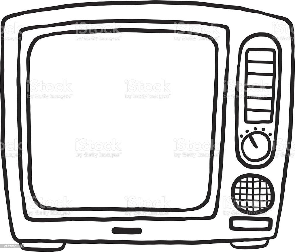 古いテレビ - アナログのベクターアート素材や画像を多数ご用意