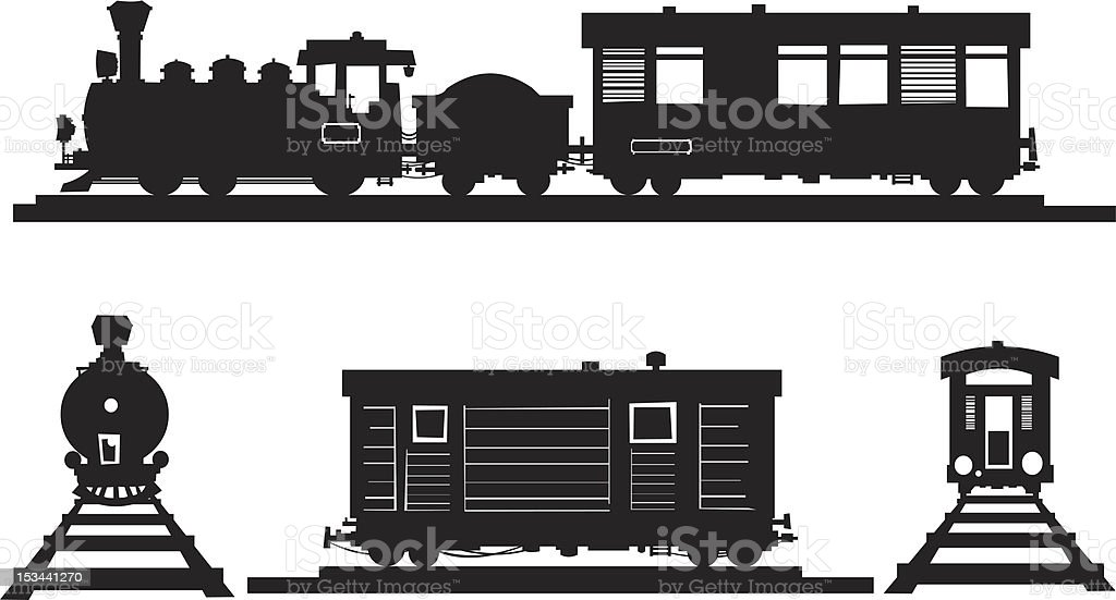 Old time train. royalty-free old time train stock vector art & more images of aging process