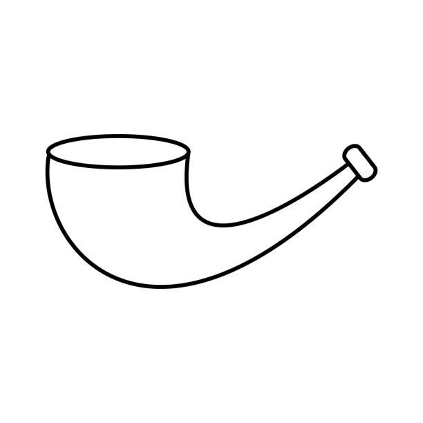 old tabak-pfeife - blackpool stock-grafiken, -clipart, -cartoons und -symbole