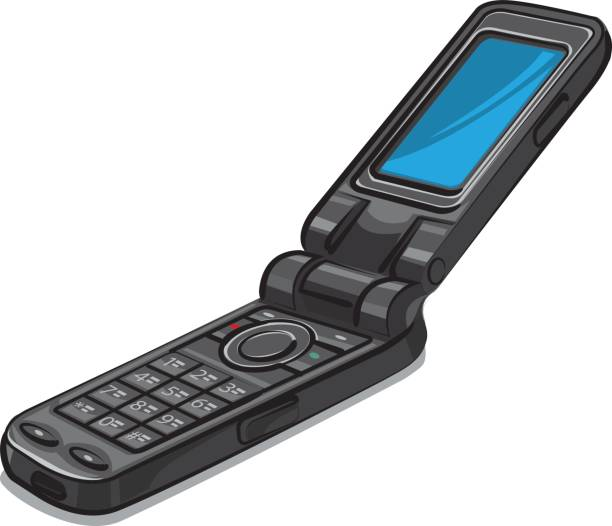 Flip Phone Illustrations, Royalty-Free Vector Graphics ...Old Cell Phone Clip Art